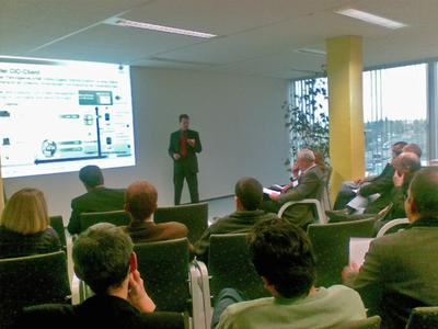 GRASS-MERKUR präsentierte: ITIL & ISO/IEC 20000 in der Praxis