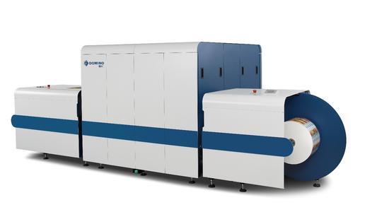 N610i 7-Farben-Etikettendruckmaschine