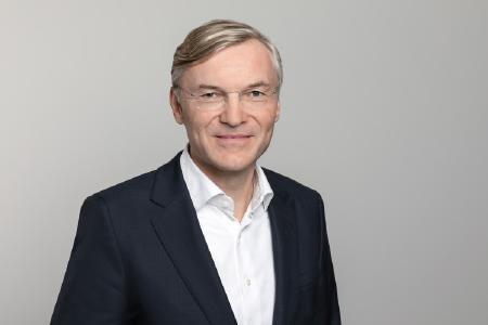 Wolf-Henning Scheider: ZF-Vorstandsvorsitzender, verantwortlich für Forschung & Entwicklung, Vertrieb