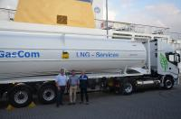 Environmentally-friendly transport chain for the Borkum ferry