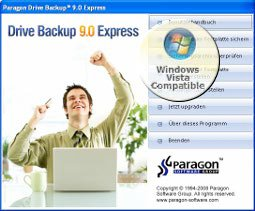 Drive Backup 9.0 Express - Datensicherungs-Freeware