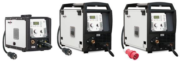 Die Geräteserie eignet sich für den Baustellen-, Montage- und Werkstatteinsatz / Foto: EWM AG