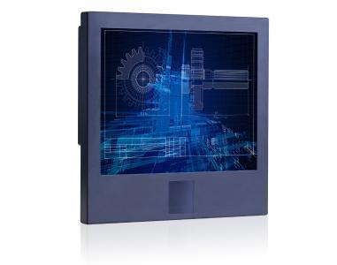 Auch die jüngsten Mitglieder der Panel-PC-Familie SlimLine IB70 mit integriertem RFID-Reader bieten hohe Flexibilität, starke Rechenleistung und große Robustheit.