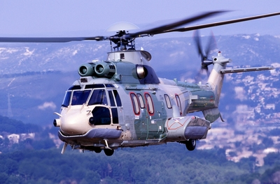The Mexican Ministry of Defense Orders 6 EC725 Helicopters from Eurocopter