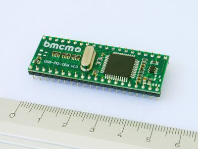 Digital OEM module with USB interface
