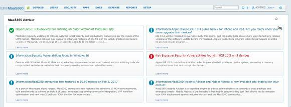 IBM setzt Watson zum besseren Schutz von Business-Geräten ein - für mehr IT-Sicherheit