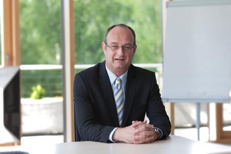 Volker Mackert, General Manager of TQ Systems Durach GmbH