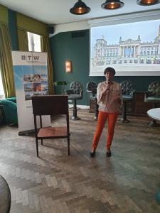 EVVC formuliert politische Ziele in Berlin