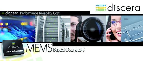 Weltweit erster quarzloser PCIe Taktgenerator von Discera