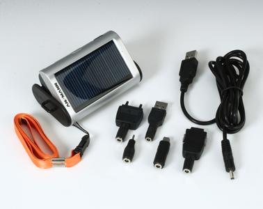 solar handy lader ansmann ag pressemitteilung pressebox. Black Bedroom Furniture Sets. Home Design Ideas