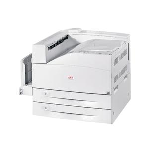 In der Basisausstattung bietet der OKI B930n bereits zwei Universal-Papierschächte à 500 Blatt sowie einen 100 Blatt Standardeinzug für Formate bis A3