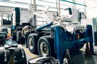Der deutschlandweit größte private Volvo-Lkw-Händler führt hierzu das ERP-System WIAS enterprise ein. (Foto: Popp Fahrzeugbau)