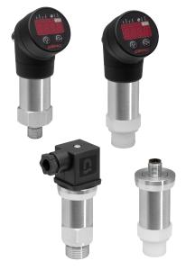 Precise pressure monitoring in systems and piping