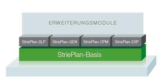 StriePlan 3.6 neue Version