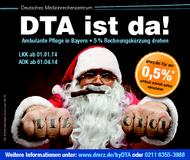 Ab 2014 wird die elektronische Abrechnung mit den Kostenträger im Bereich ambulante Pflege in Bayern zur Pflicht