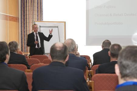 J. Brünig, FSC erläuterte das neue Produktportfolio der FTS