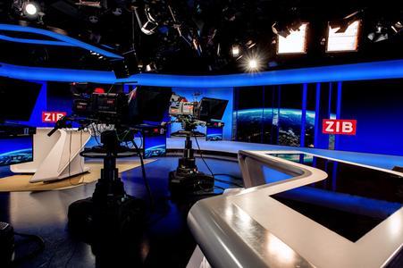 DER ORF in Wien nutzt die PCS Zeiterfassung mit Anschluss an SAP