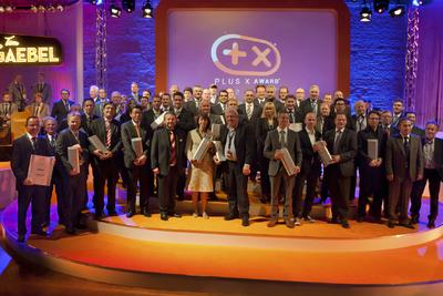 Plus X Award Night: Premium Veranstaltung der Superlative