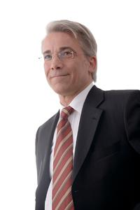 Dr. Thomas Kalker, Managing Director of WITTENSTEIN electronics GmbH, the WITTENSTEIN Group's newest subsidiary