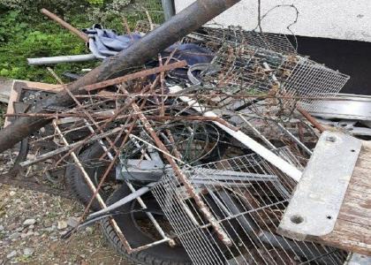 Ob nun der Keller entrümpelt werden soll oder ein ganzes Unternehmen aufgelöst wird: durch Schrotthändler in Oberhausen