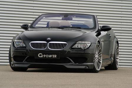 G Power E64 front o
