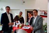 BDV-Politikergespräch mit Björn Simon, MdB