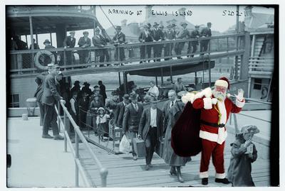 """Die historischen """"Hamburger Passagierlisten"""" können online auf Ancestry eingesehen werden"""