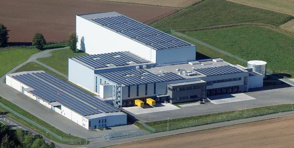 Aus dem hochdynamischen ATP-Logistikzentrum können bis zu 10.000 Pakete am Tag ausgeliefert werden. Foto: ATP.