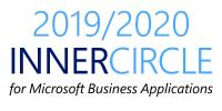 proMX AG Achieves the 2019/2020 Inner Circle for Microsoft Business Applications