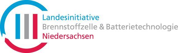 Logo Landesinitiative Brennstoffzelle und Batterietechnologie Niedersachsen