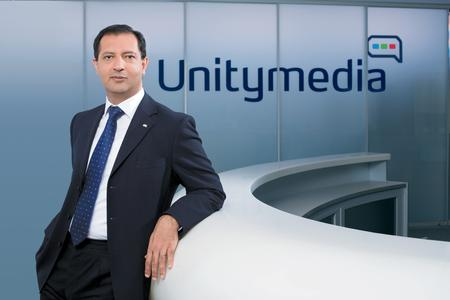 Parm Sandhu, Unitymedia, Vorsitzender der Geschäftsführung, CEO