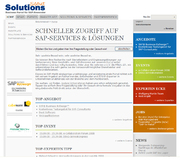 Aus Solutionsparc wird Solutionsscout