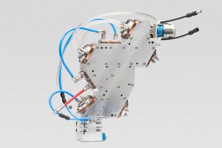 Cailabs Canunda HP bietet Module, die alle Arten der Strahlformung ermöglichen, um die Qualität und Effizienz von Hochleistungslaserprozessen zu verbessern, kompatibel mit Standard-Laserköpfen.