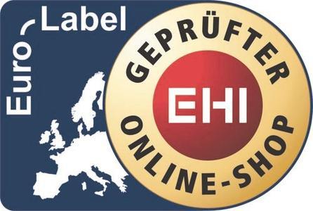 diedruckerei.de jetzt mit begehrtem Euro-Label ausgezeichnet