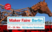 Maker Faire Berlin - DIY-Festival international wie nie