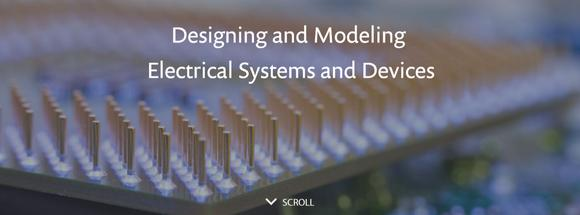 A new online resource for electrical engineers is now available on the COMSOL website