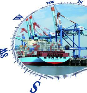 Grafik zur ISL Maritime Conference 2010