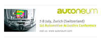 Erste internationale Automotive Acoustics Conference an der ETH Zürich
