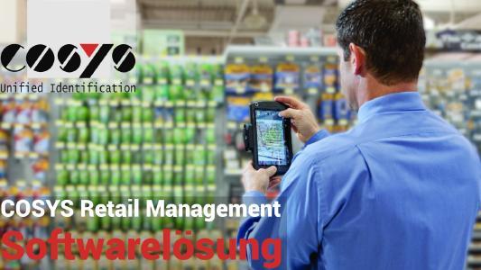 Optimierung der Geschäftsprozesse im Einzelhandel durch mobile Datenerfassung