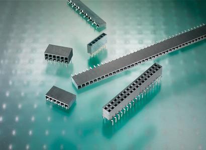 Nicht zu stoppen: AMPMODU-Leiterplattensteckverbinder drängen mit Hilfe des Distributors RS auf den deutschen Markt