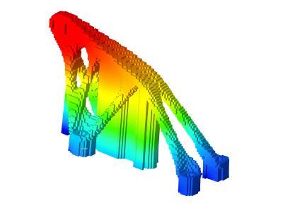 Inspire Print3D umfasst moderne thermomechanische Simulationen, um die leistungsstärksten Designs für den SLM Prozess zu erstellen.