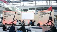 ISPO Bühne - Diskussionsrunde