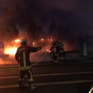 Die Forscher haben in der Studie Einsätze und Arbeitsprozesse der Feuerwehr Düsseldorf untersucht / Foto: Feuerwehr Düsseldorf