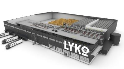 Lyko Group AB implements automation solution again with SSI Schaefer