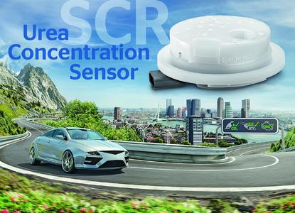 Continental starts production of urea sensors for more efficient exhaust-gas aftertreatment in diesel engines / Continental Reifen Deutschland GmbH