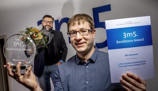 Nils Asmussen bekommt den 3m5. Excellence Award 2020