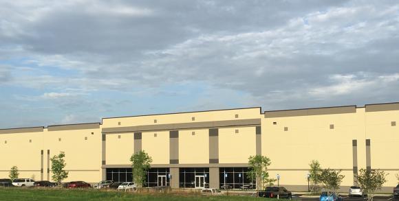 Vanderlande New Manufacturing and Distribution Center in Georgia