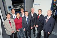 B&K Offsetdruck orders further KBA web press at Drupa