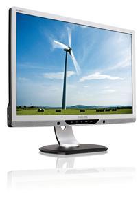 Der Philips 225PL2 mit LED Technologie und PowerSensor spart bis zu 70% Energie