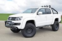 The Giant - der VW Amarok Hutch²